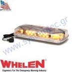 WHELEN Century MC16M - ��������� ���� ����� �������� LED - O��� (8) ��������� ������ LED, ���������� ��������, ������� 2,5 ������- Made in USA