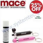 ��� (2) � Mace® KeyGuard + ��� (1) Mace® Refill Pepper Spray - ��������� ��� Mace® PEN DEFENDER ��� KEYGUARD - Mace® Pepper Spray