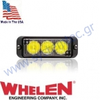 WHELEN RSA03ZCR - ��� ������� ��������� ���������� ��������� ���� LED - ���� (3) LED �� ������������ �������� - 15 ���������� ��������� - Made in USA