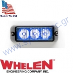 WHELEN RSB03ZCR - ��� ������� ��������� ���������� ��������� ���� LED - ���� (3) LED �� ������������ �������� - 15 ���������� ��������� - Made in USA