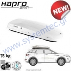 HAPRO Zenith Pure White 6.6 - ����������� ������ (360 lt), ����� �����, Master-Fit Plus, ������� ������ 75 kg, ������� �������, Made in Holland